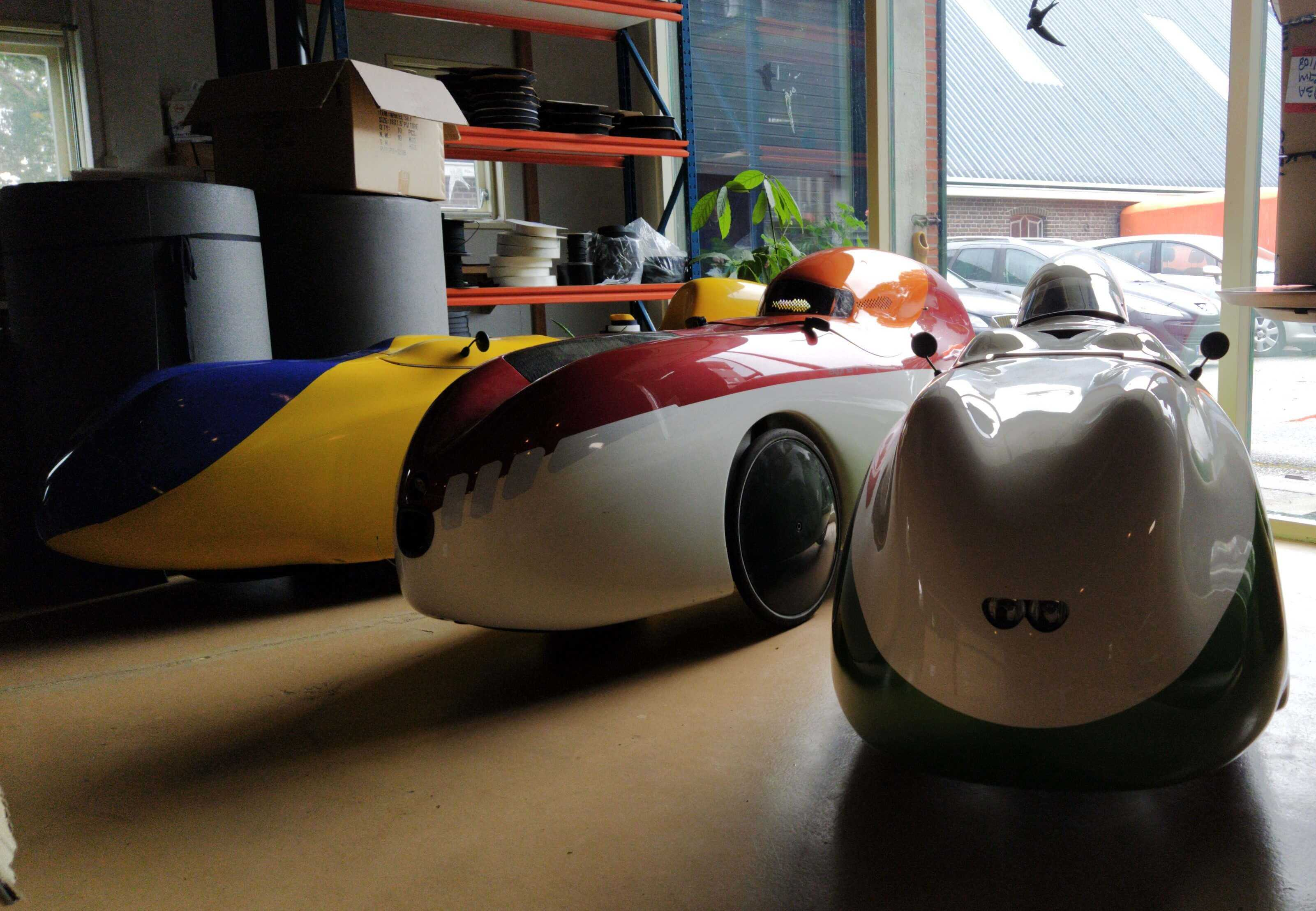 Velomobile cover for Alpha 7, Milan GT and Milan SL-image