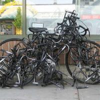 Waarom ik geen fietsslot gebruik
