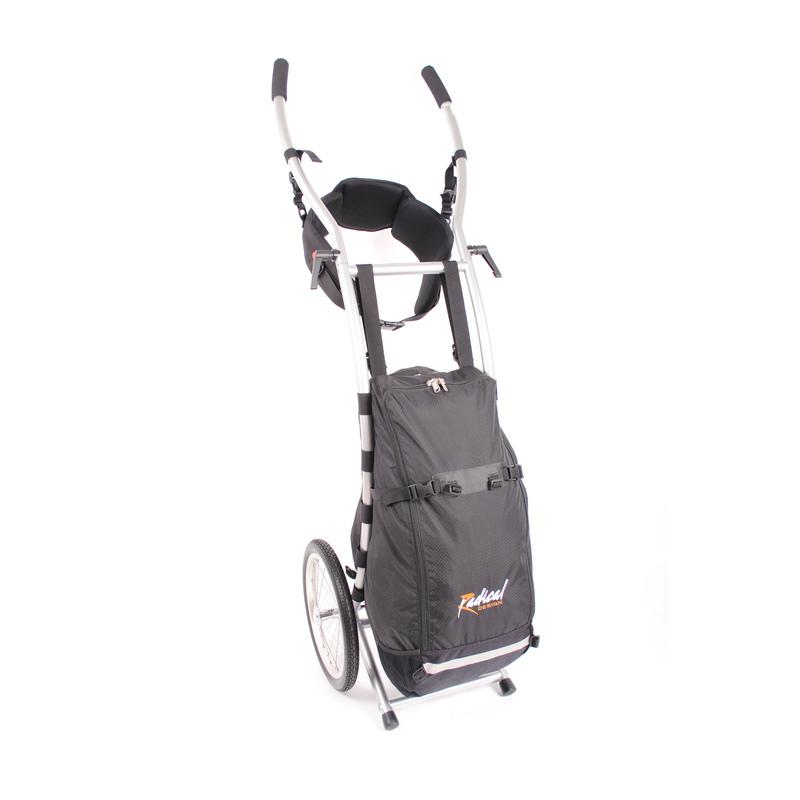 21051 Wheelie5 Traveller Walkingtrailer