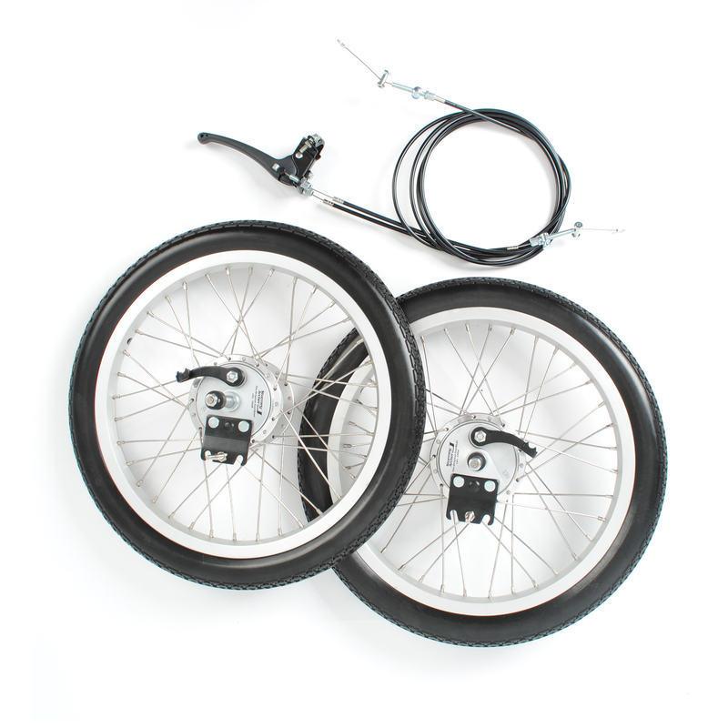 Rem ombouwset Wheelie IV-V