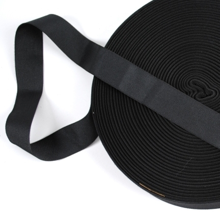 Binding Tape Ykk Black