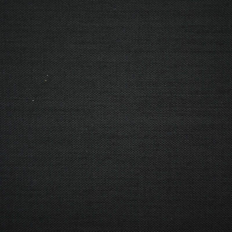 Cordura 500D, 1 laag AC-PU Zwart