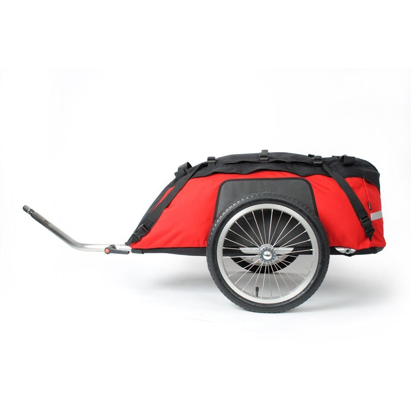Cyclone Iv Trekking Bicycle Trailer Side View