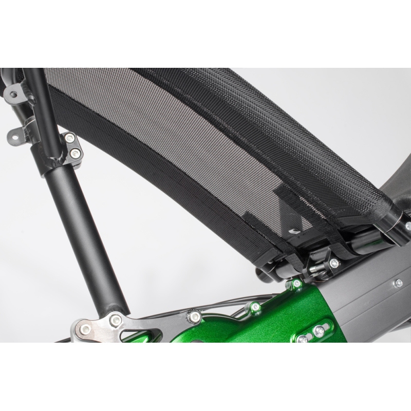 Flevobike Greenmachine stoelbespanning