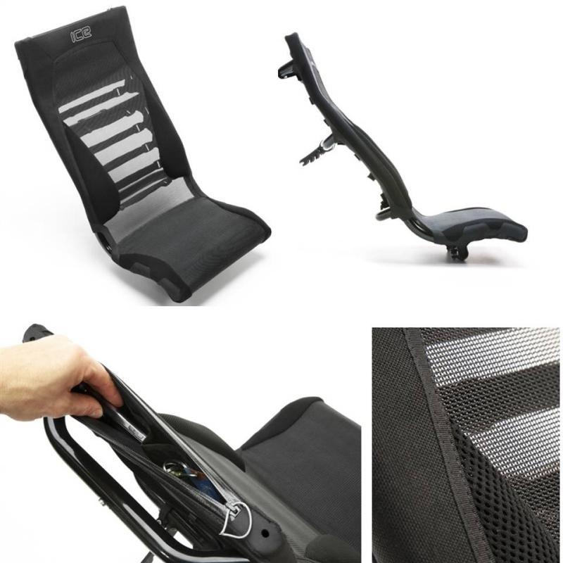ICE Ergo Flow stoelen