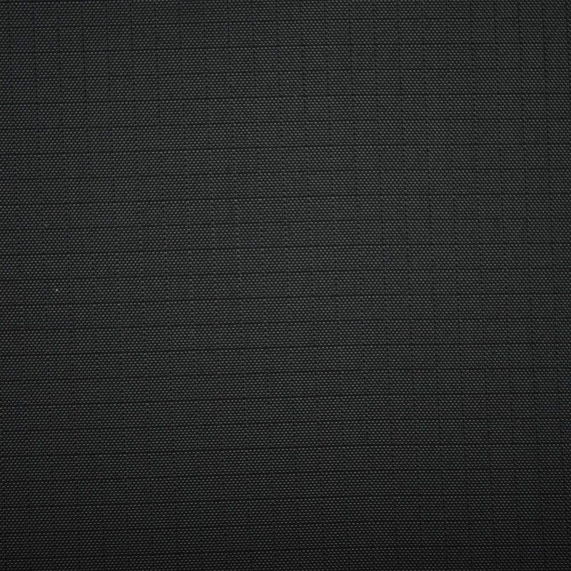 Nylon 210D ripstop Zwart