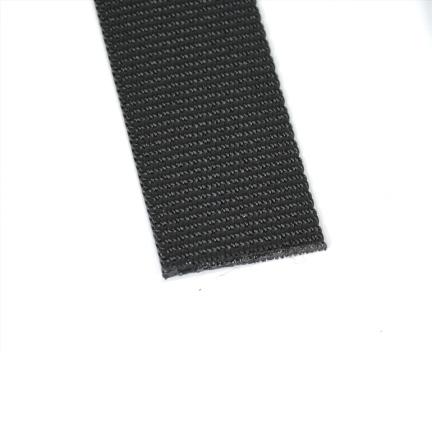 Polyester band zwart