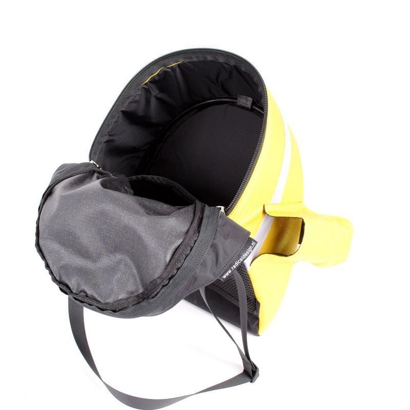 Solo Aero Narrow Recumbent Bag Inside
