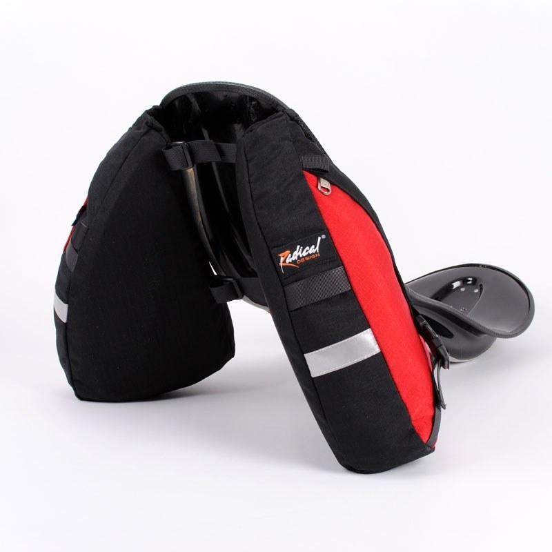 Solo Racer Narrow Recumbent Bag On Seat 1
