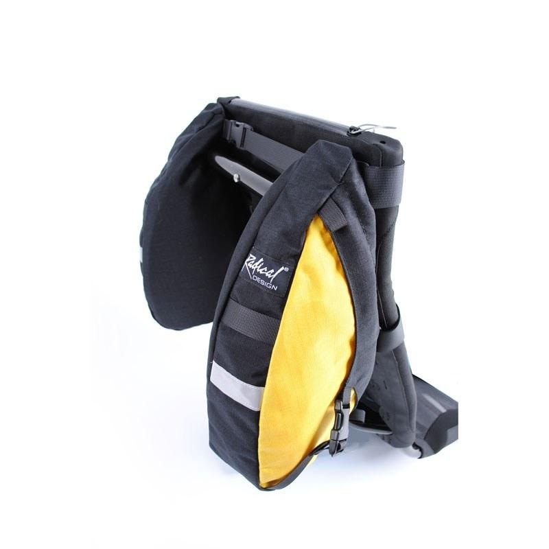 Universal Racer Recumbent Bag On Seat