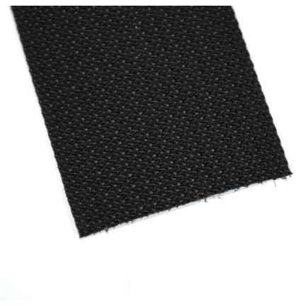 Band 50mm zwaar zwart