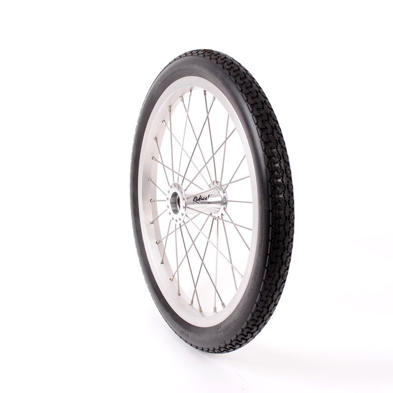 Wheel 47 305 With Solid Tire