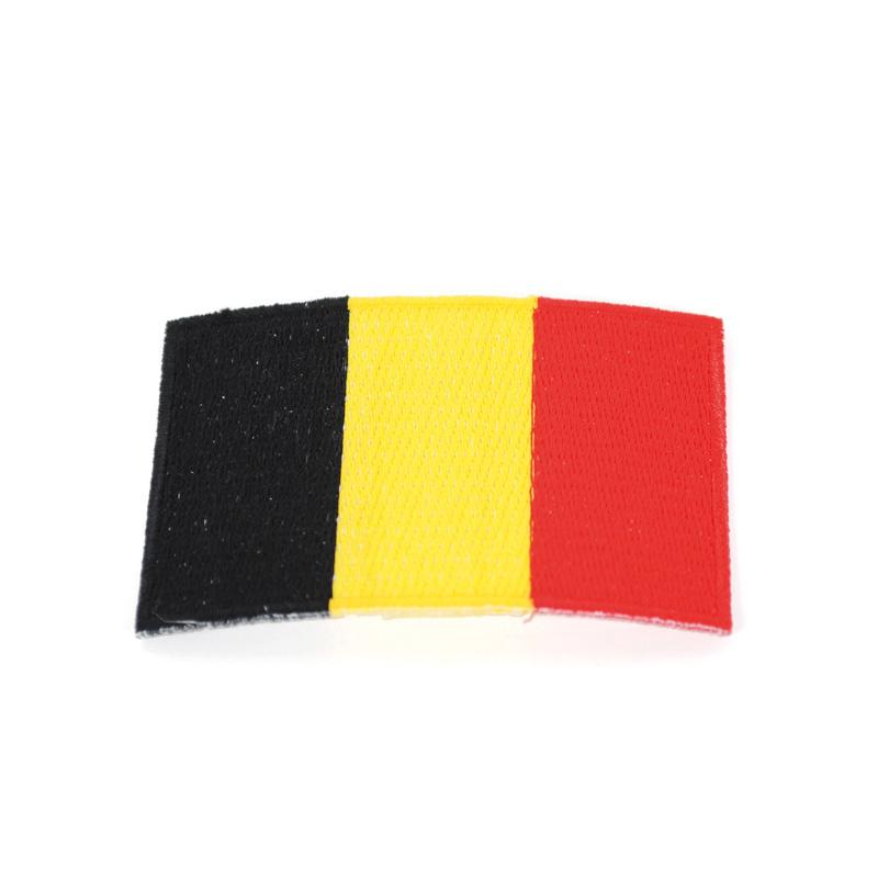 Vlagembleem België