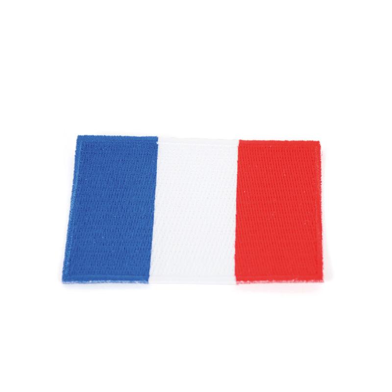 Vlagembleem Frankrijk