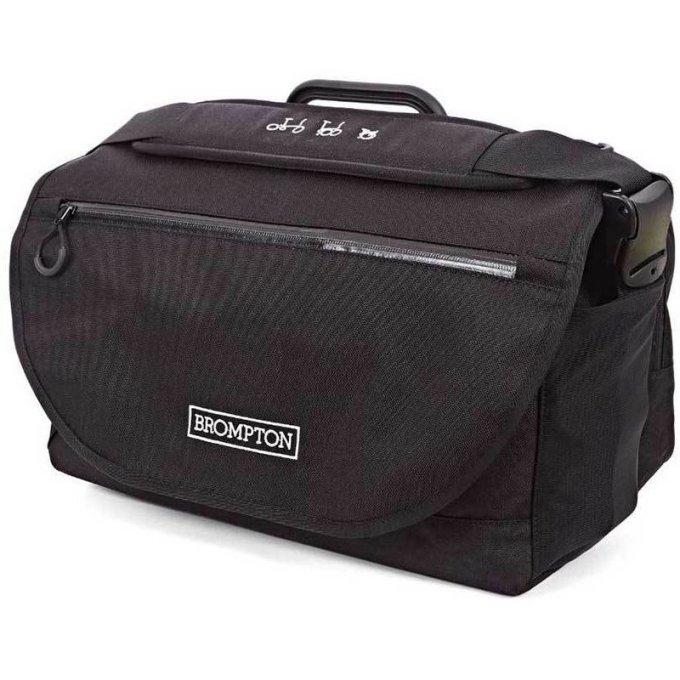 S Bro28 Brompton S Bag Black