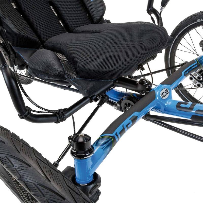 ICE HD Ergo-luxe stoel