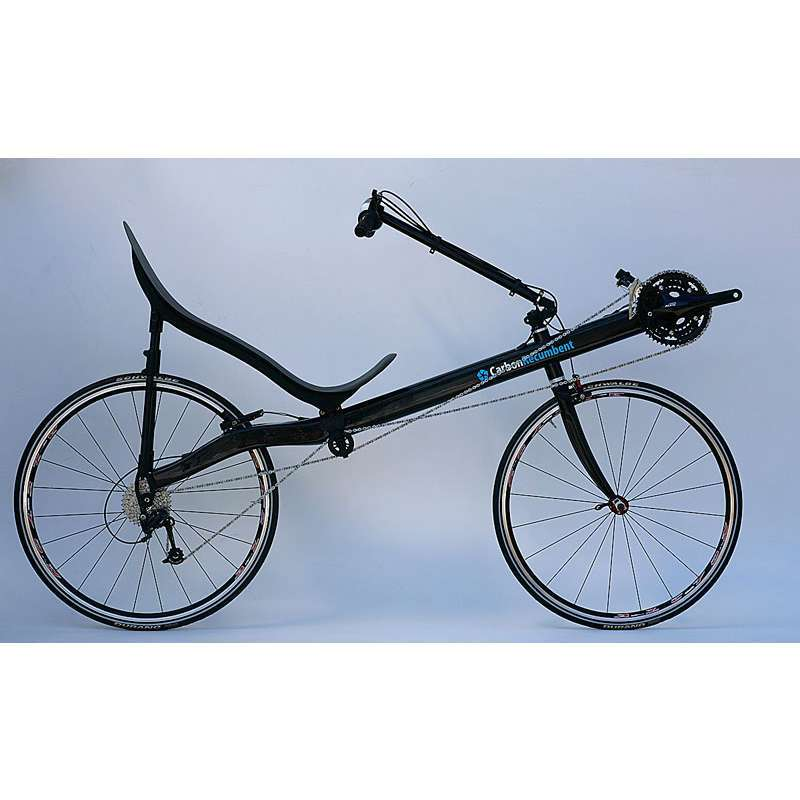 CarbonRecumbent Road Runner High 622/622