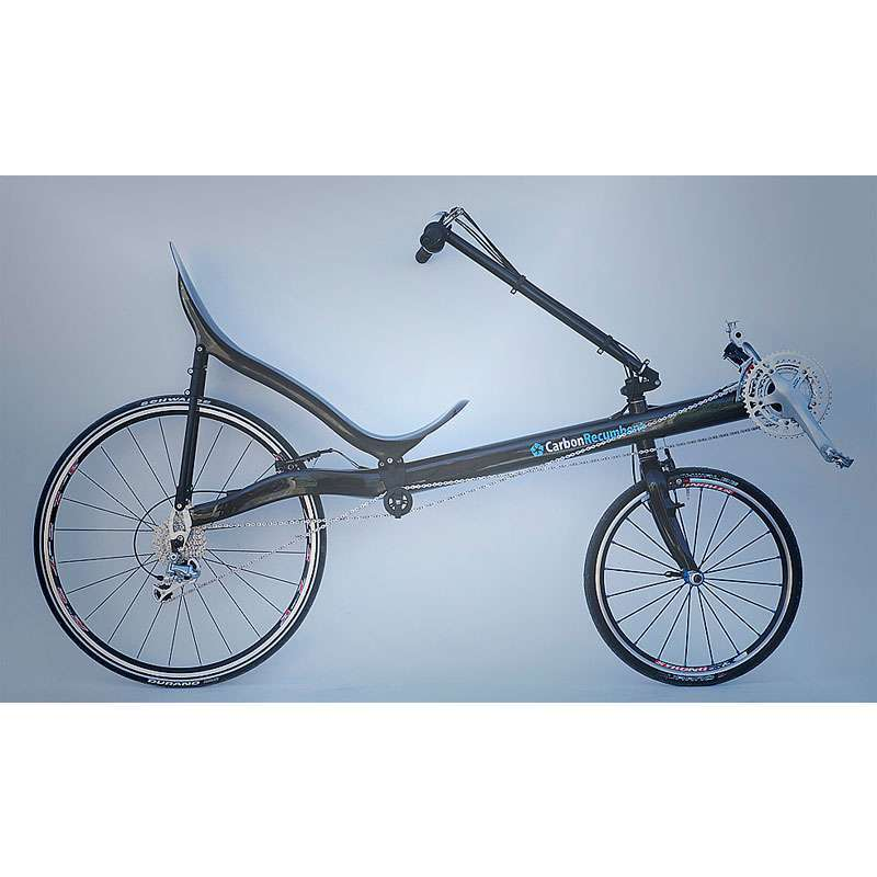 CarbonRecumbent Road Runner Low 451/622