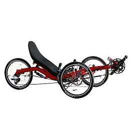 Challenge Folding Trike Alizé